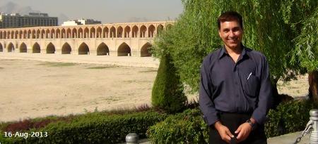 Si-o-se Pol (سی وسه پل) Isfahan Iran (August 2013)