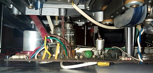 EECC85 and Vorverstärker EF86