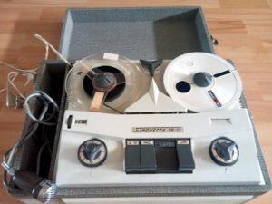 SIMONETTA - Tonbandgerät TB 11