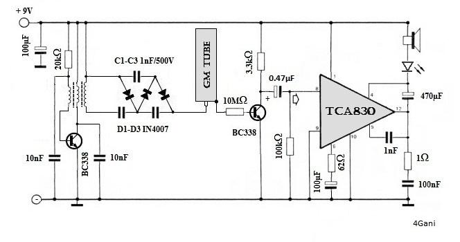 forgani (4gani) \u2013 மொஹம்மத் ஃபோர்க்காணி geigerArduino Lcd Display Circuit Also Geiger Counter Circuit Schematic #9