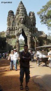 Angkor Wat, Kambodscha (July 2012)