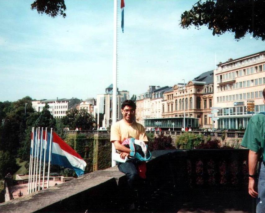 Amsterdam (Aug. 1998)